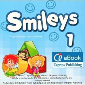 Smileys 1. eBook (Podręcznik Cyfrowy)