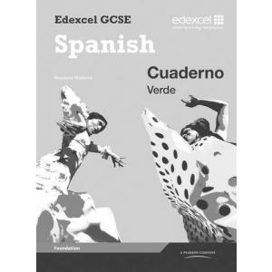 Edexcel GCSE Spanish Foundation Workbook (pack of 8)