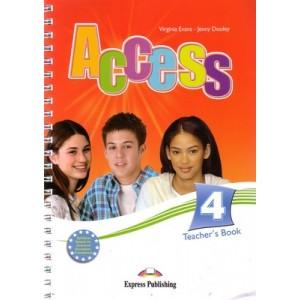 Access 4. Książka Nauczyciela