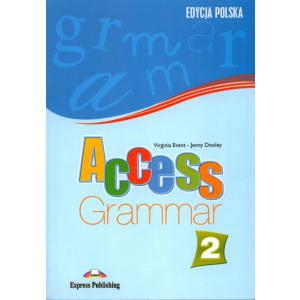 Access 2. Grammar Book