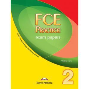 FCE Practice Exam Papers 2. Podręcznik