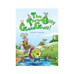 EP Early Primary Readers: Three Billy Goats Gruff CD OOP