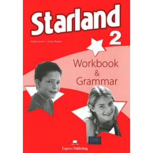 Starland 2. Workbok & Grammar. Materiał Ćwiczeniowy. Pełna Wersja