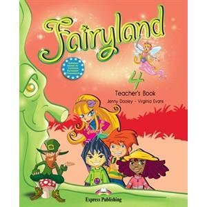 Fairyland 4. Książka Nauczyciela + Plakaty