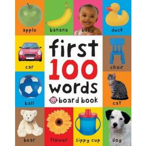 Words : First 100 Soft to Touch