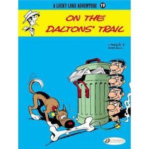 Lucky Luke In the Dalton's trail /komiks/