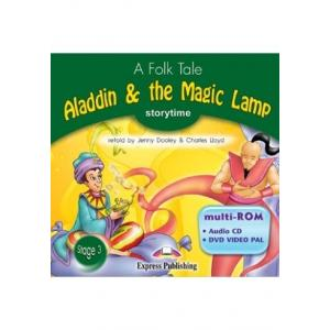 EP Storytime Readers: Aladdin & the Magic Lamp Multi-ROM