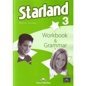 Starland 3. Workbook and Grammar (Ćwiczenia)