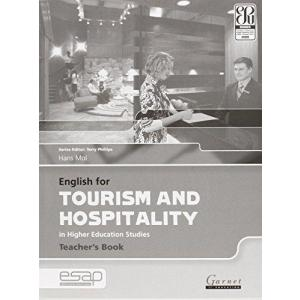 English for Tourism and Hospitality in Higher Education Studies. Książka Nauczyciela