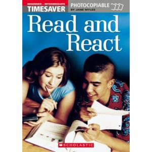 Timesaver: Read and React