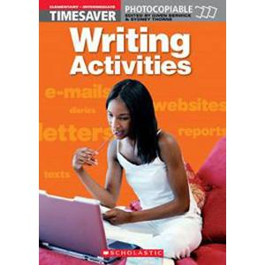 Timesaver: Writing Activities Elementary - Intermediate