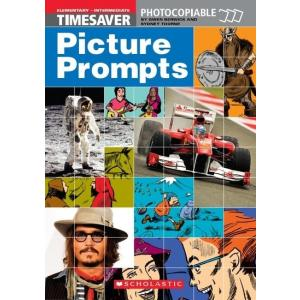 Timesaver: Picture Prompts Elementary-Intermediate