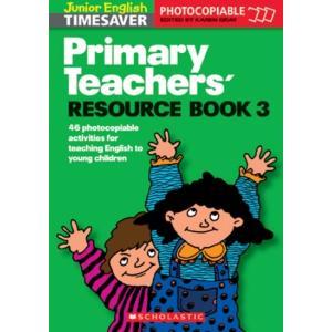 Timesaver Junior: Primary Teachers' Resource Book 3