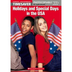 Timesaver: Holidays and Special Days