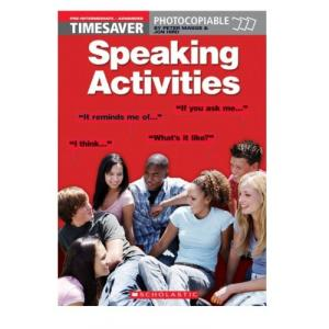 Timesaver: Speaking Activities Pre-Intermediate - Advanced