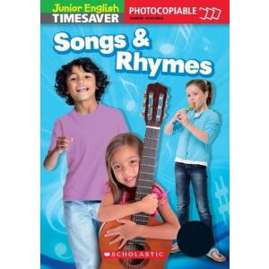 Timesaver Junior: Songs & Rhymes SB + CD