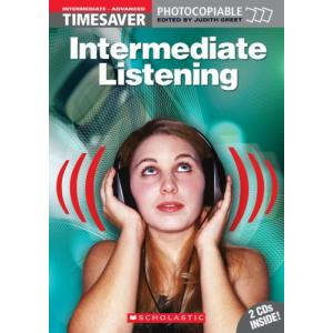 Timesaver: Intermediate Listening + CD
