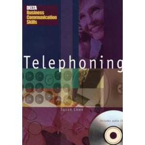 Delta Business Communication Skills. Telephoning + CD