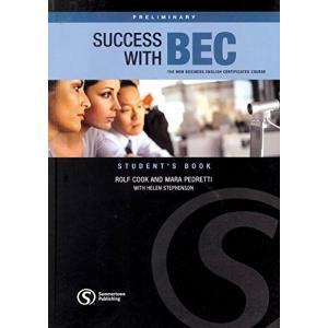 Success with BEC Preliminary. Podręcznik