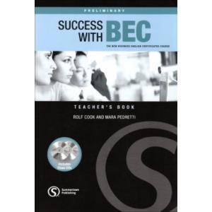 Success with BEC Preliminary. Książka Nauczyciela + CD