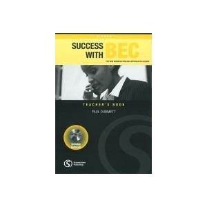 Success with BEC Higher. Książka Nauczyciela + CD