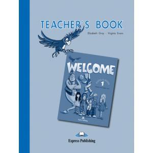 Welcome 1. Książka Nauczyciela