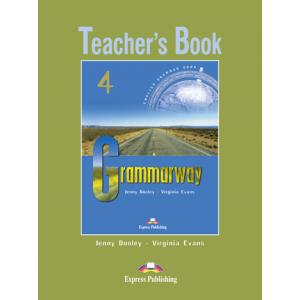 Grammarway 4.   Książka Nauczyciela