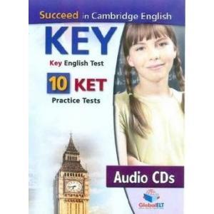 Succeed in Cambridge English KET. CD do Podręcznika