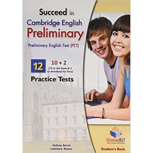 Succeed in Cambridge English Preliminary (PET). Podręcznik