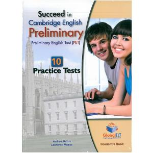 Succeed in Cambridge English Preliminary (PET). Self-Study Edition