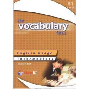 The Vocabulary Files B1. Książka Nauczyciela
