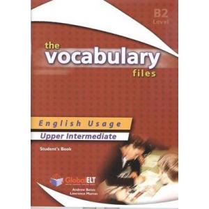 The Vocabulary Files B2. Podręcznik