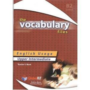The Vocabulary Files B2. Książka Nauczyciela
