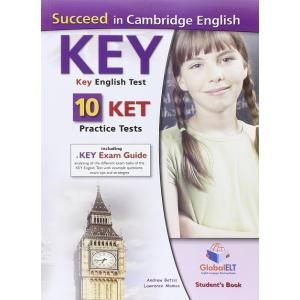 Succeed in Cambridge English KET. Self-Study Edition
