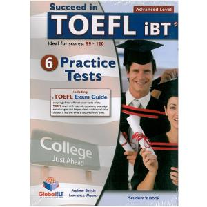 Succeed in TOEFL. Self-Study Edition