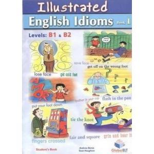 Illustrated English Idioms B1 & B2. Book 1. Self-Study Book (z Kluczem)
