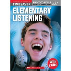 Timesaver: Elementary Listening + CD