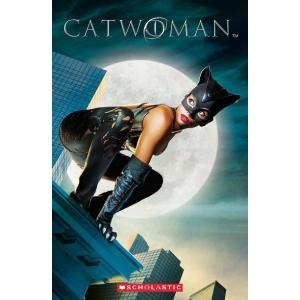 Catwoman + CD. Scholastic Readers Poziom 3 (B1)
