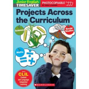 Timesaver Junior: Projects Across the Curriculum