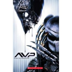 EP Scholastic Readers: Alien vs. Predator + CD OOP
