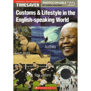 Timesaver: Customs and Lifestyle in the English-speaking World + CD