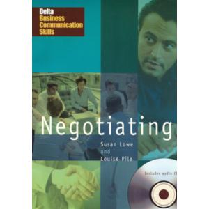 Delta Business Communication Skills. Negotiating + CD