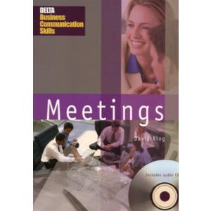 Delta Business Communication Skills. Meetings + CD