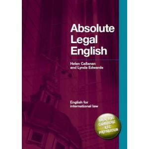 Absolute Legal English