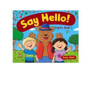 Say Hello! 1. Podręcznik