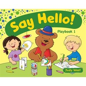 Say Hello! 1. Playbook