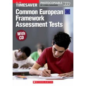 Timesaver: Common European Framework Assessment Tests + CD