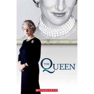 The Queen + CD. Poziom 3. Scholastic Readers: Biografie