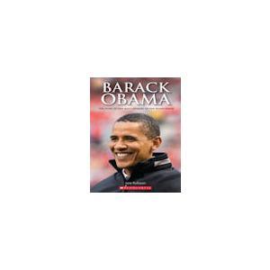Barack Obama + CD. Poziom 2. Scholastic Readers: Biografie