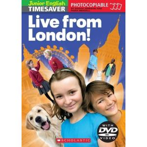 Timesaver Junior: Live from London SB + DVD
